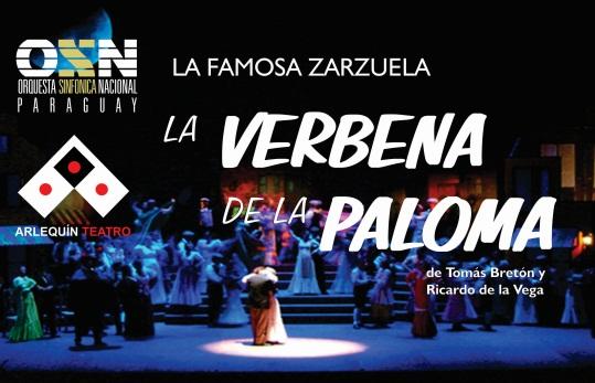 La verbena de la Paloma.BCP