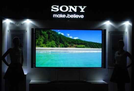 Sony Bravia XBR-84x900. LCD4K
