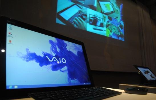 Sony VAIO. Presentación en Paraguay
