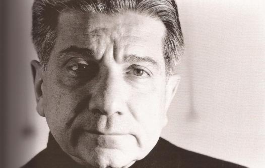 Augusto Roa Bastos. Rostro sereno. 20Medios
