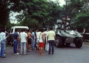 Golpe de Estado en Paraguay. 1989