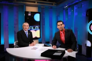 Lino Oviedo en CNN.1