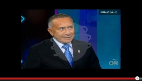 Lino Oviedo en CNN.