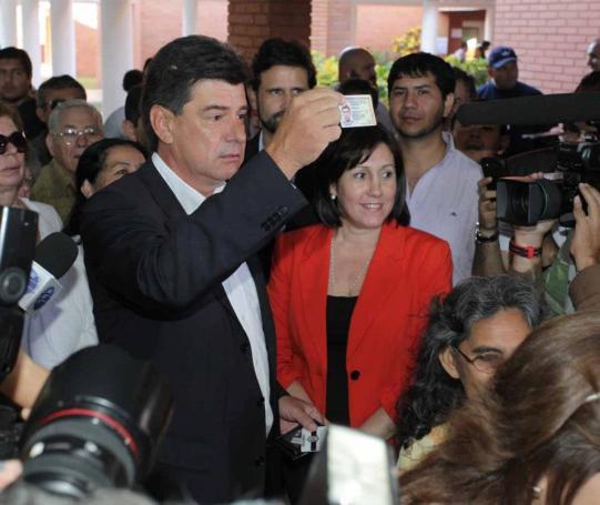 Efraín Alegre. Foto FB