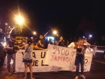 Manifestación. Foto @Cigarrapy