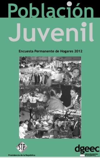 Población Juvenil. DGEEC