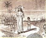Mujer paraguaya.